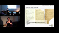 Museum Conservation Institute: Collections Demography Colloquium Pt. 2 of 4 - Thresholds of Use