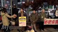 2013/12/06録画配信 秘密保護法案に反対する街頭アピール行動@京都駅前ショートバージョン