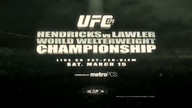 UFC 171: Extended Preview