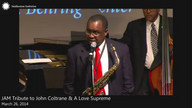 JAM: A Tribute to John Coltrane's A Love Supreme