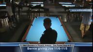 Bernie Pettipiece vs Joe Watson - One Pocket