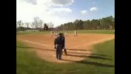 Meredith Softball vs. N C Wesleyan