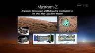 Mars 2020 Instruments