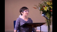 Aug 24, 2014 • 10 am • Saving Waters • Patricia deJong • First Church Berkeley Worship