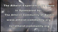 The Atheist Experience 883