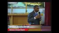 Sermon By Kesete Beraki