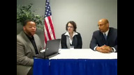 Beth Noveck, James Shelton with Michael Smith