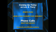 Lex & Terry Show 04.24.15