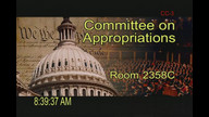 USHR21 Committee on Appropriations