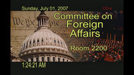 USHR21 Committee on Foreign Affairs
