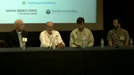 SCUBA Science: Panel Discussion Presentations 30-33