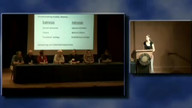 SCUBA Science: Panel Discussion of Presentations 43-49
