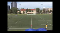 USA Collegiate All-Stars - USA Under-20s vs MARFU - 1st 10 min