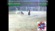 Ricky West Bucking Bulls/ BULL BASH #1
