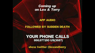Lex & Terry Show 08.25.15