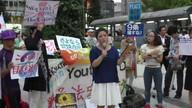 2015/08/29 10代20代の平和スピーチ@名古屋