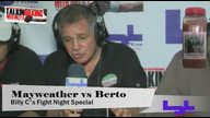 Mayweather vs Berto: Billy C's Fight Night Special