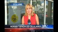 América Noticias 5pm 11/06/15