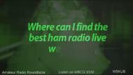Amateur Radio Roundtable 12 8 15