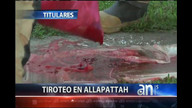 América Noticias 5pm 02/05/16