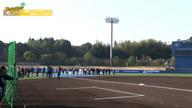 ソフトバンクホークス 春季キャンプ A組、B組_球場入り〜アップ 20160228