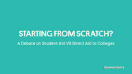 Starting From Scratch?: A Debate on Vouchers vs. Direct Aid to Colleges