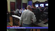 Apr. 20,'16 Part 2 City Council Meeting