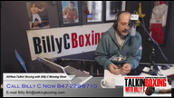 All New Talkin' Boxing with Billy C Show
