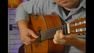 "Learn the Classical Guitar Piece ""Lagrima"""