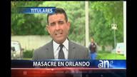 América Noticias 5pm 06/20/16