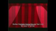 Quiniela Vespertina de San Luis N° 802 -23-06-2016