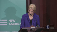 America's Monopoly Problem:  Lunch Keynote – Senator Elizabeth Warren