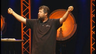 Rick Burgess Speaks at GridIron Men's Conference