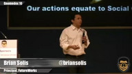 Brian Solis Keynote, Gnomedex 10