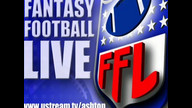 Fantasy Football Live - Live from Vegas! Pt 1