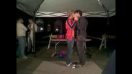 Guinness World Record Kiss - Matty and Bobby 09/18/10 04:43PM