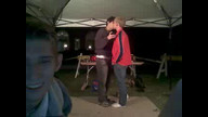 Guinness World Record Kiss - Matty and Bobby 09/18/10 07:32PM