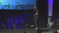 Super Cr3w Dance Performance at TechCrunch Disrupt