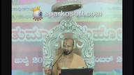 Mahabharata Sabhaparva anugraha Sandesha 21 chaturmasya @ Satti 08/08/2016