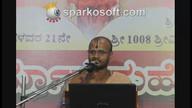 Mahabharata Sabhaparva Anurgaha Sandesha 21 Chaturmasya @ Satti 10/08/2016