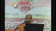 Mahabharata Sabhaparva anugraha Sandesha 21 chaturmasya @ Satti 11/08/2016