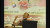 Mahabharata Sabhaparva anugraha Sandesha 21 chaturmasya @ Satti 13/08/2016Mahabharata Sabhaparva an