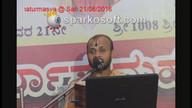 Mahabharata Sabhaparva Anugrahasandesha @ Satti 21/08/2016