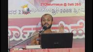 Mahabharata Sabhaparva Anugrahasandesha @ Satti 28/08/2016