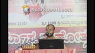 Mahabharata Sabhaparva anugraha Sandesha 21 chaturmasya @ Satti 07/09/2016