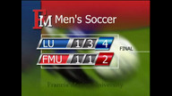 FMU men's soccer vs Lander
