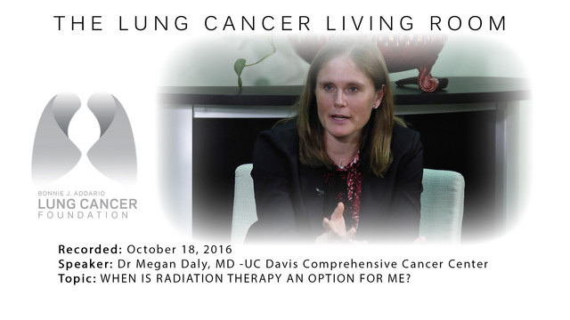 The Lung Cancer Living Room Support Group Lungcancerfoundation On USTREAM Educational