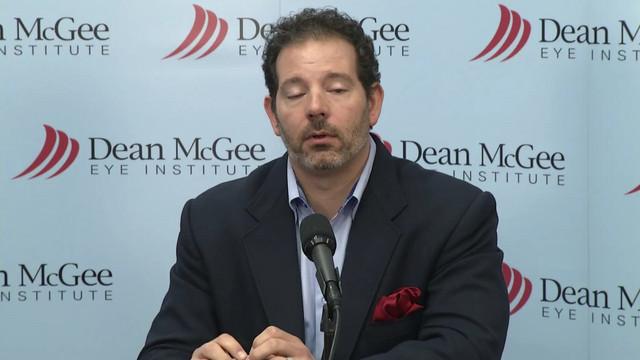 Dean mcgee eye institute jobs