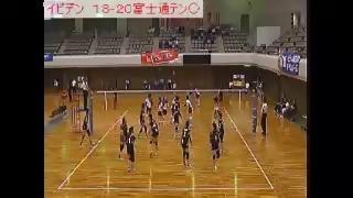 イビデンvs富士通テン その3(全日本実業団選手権)