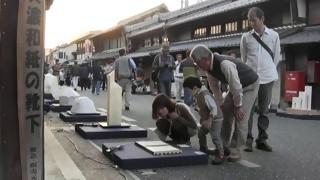 第19回美濃和紙あかりアート展(岐阜県美濃市)